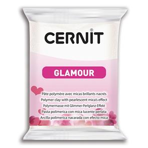 CERNIT Modelovací hmota GLAMOUR 56 g - bílá