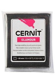 Modelovací hmota CERNIT GLAMOUR 56 g - černá