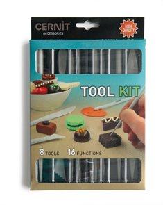 Sada nástrojů CERNIT oboustranné 8 ks