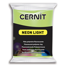 CERNIT Modelovací hmota NEON 56 g - zelená