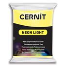 CERNIT Modelovací hmota NEON 56 g - žlutá