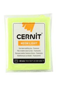 Modelovací hmota CERNIT NEON 56 g - žlutá