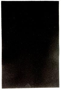 Dekorační filc 150 g/m2 - barva černá