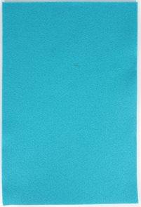 Dekorační filc 150 g/m2 - barva tyrkysová