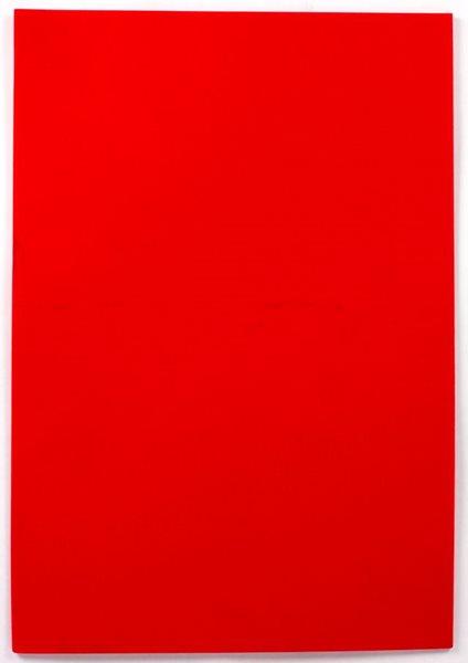 Pěnovka 20×29 cm - barva červená - 20x29 cm