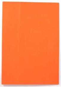 Pěnovka 20×29 cm - barva oranžová