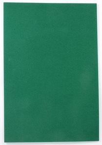 Pěnovka 20×29 cm - barva zelená tmavá