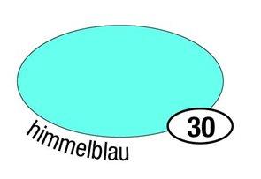 Barevné papíry A2 160 g - modrá 25 kusů