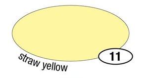 Barevné papíry 50×70 cm, 300 g, 10 ks - barva světle žlutá