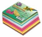 Origami papír barevný 70g/m2 - 20 x 20 cm, 100 archů