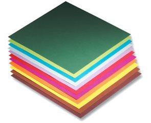 Origami papír barevný 70g/m2 - 10 x 10 cm, 500 archů