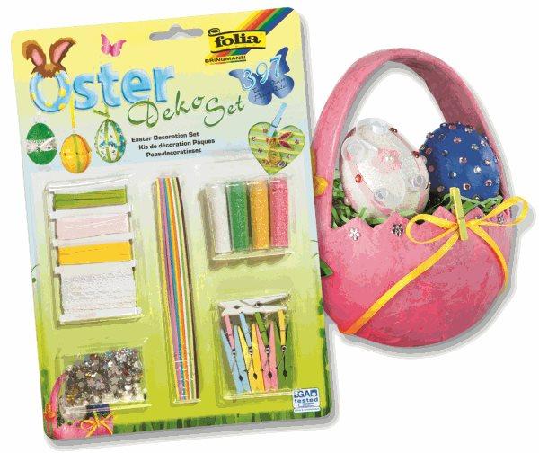 Kreativní sada - Velikonoční dekorace - 397 dílů, Sleva 20%