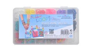 Gumičky Rubber Loops - box - 866 ks