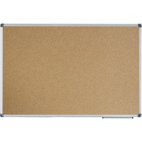 Tabule korková v hliníkovém rámu - Cork Board 60x90 cm