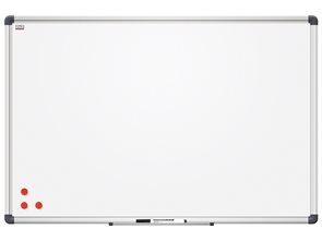 Tabule bílá magnetická s lakovaným povrchem 45 × 60 cm