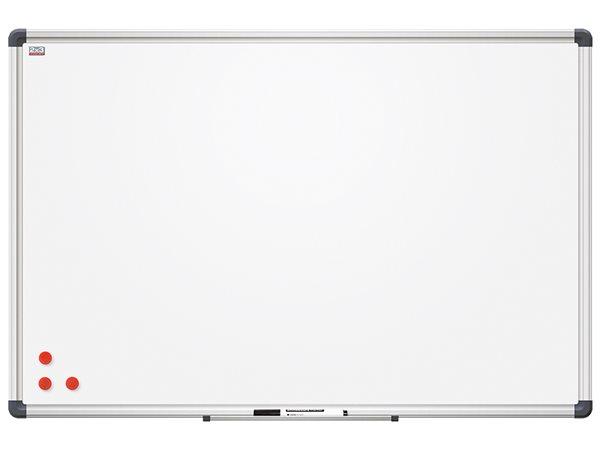 Tabule bílá magnetická s lakovaným povrchem 45×60 cm