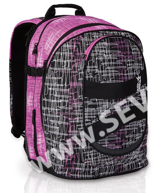 39ed240b72d Studentský batoh HIT 148 H - Pink - SEVT.cz