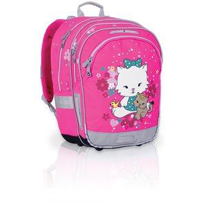 Školní batoh CHI 651 H - Pink