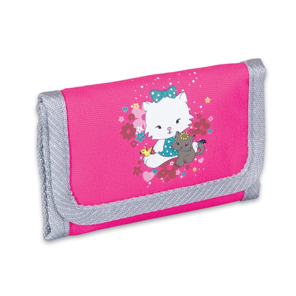 Dětská peněženka CHI 672 H - Pink