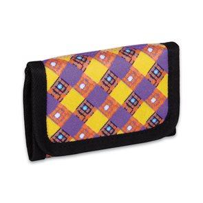 Dětská peněženka CHI 678 I - Violet