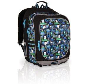 Školní batoh CHI 696 A- Black