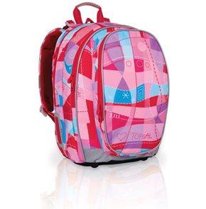 Školní batoh CHI 703 H - Pink