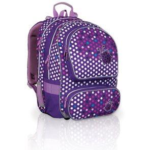 Školní batoh CHI 708 I - Purple