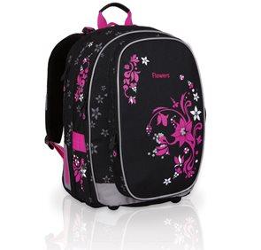 Školní batoh CHI 709 A - Black