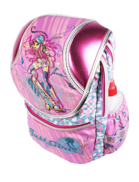 Batoh Cool Just Girls pink, Sleva 20%