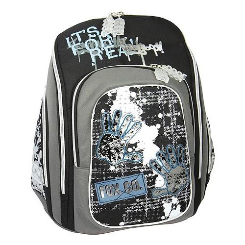 Školní batoh Cherry Cool - Fox Co, Sleva 20%