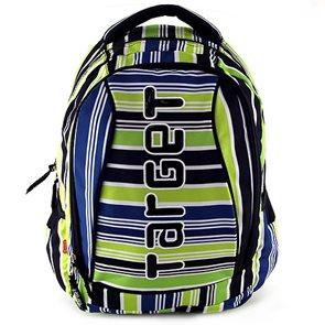 Studentský batoh Target - zelená