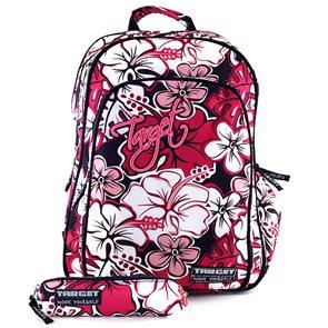 Školní batoh Target - Kytky