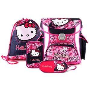 Školní set - Hello Kitty - 4 dílný