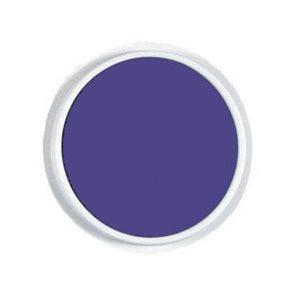 Kruhový polštářek - fialová barva
