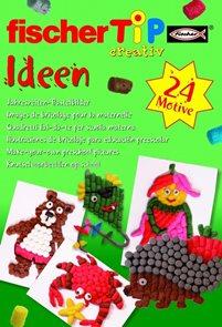 Fischer Tip - Kniha s nápady (jaro, léto, podzim, zima)