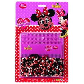 Korálkový set - Minie Mouse