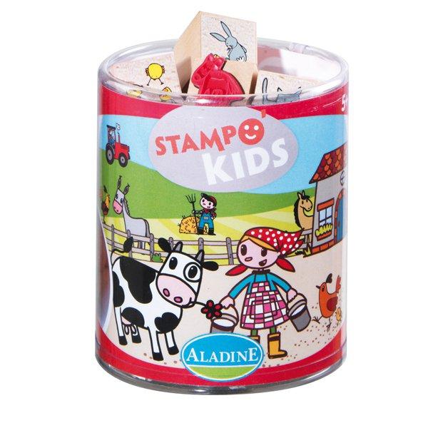 Razítka Kit - Farma