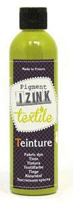 Barva na textil IZINK - tekutá- 250 ml - limetková