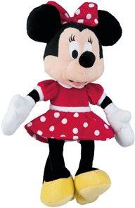 Minnie Klasik v červených šatach 25 cm