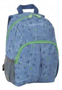 Dětský batoh KIDS 01 B - zelený