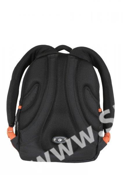 Školní batoh BART 01 A - černá - SEVT.cz 862e3f51d3