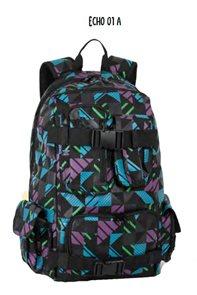 Studentský batoh ECHO 01 A - modrá