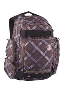 Studentský batoh OHIO 01 A - hnědá