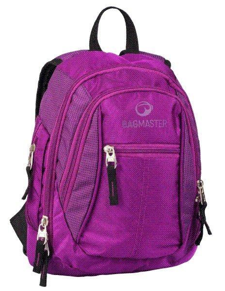 Dětský batoh - předškolní - fialová