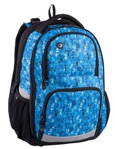 Školní batoh ORION 0314A - modrá