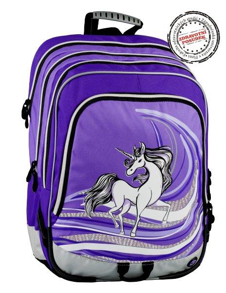 Školní batoh SIA 0114B - Jednorožec