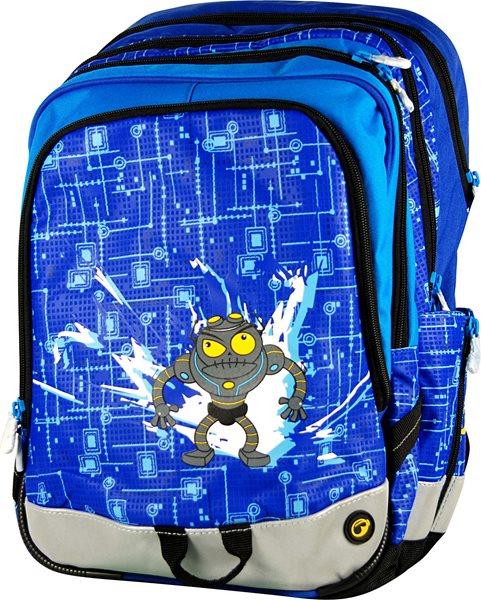 Školní batoh SIA 0114C - modrá