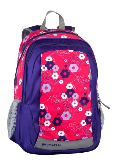 Školní batoh Bagmaster - DELBY 0114A