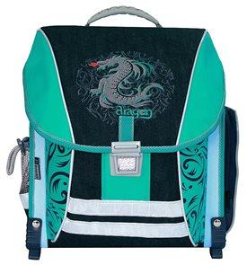 Školní batoh - Dragon tyrkys
