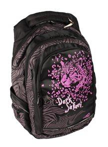 Studentský batoh - Safari - černý